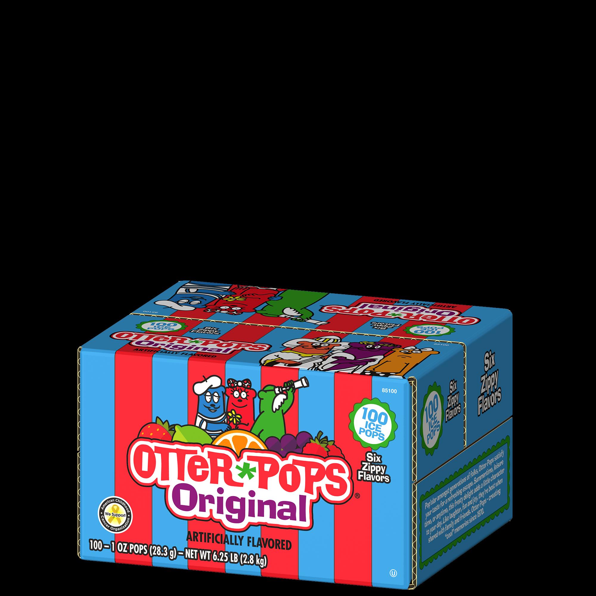 100 ct/1 oz – Original Ice Pops