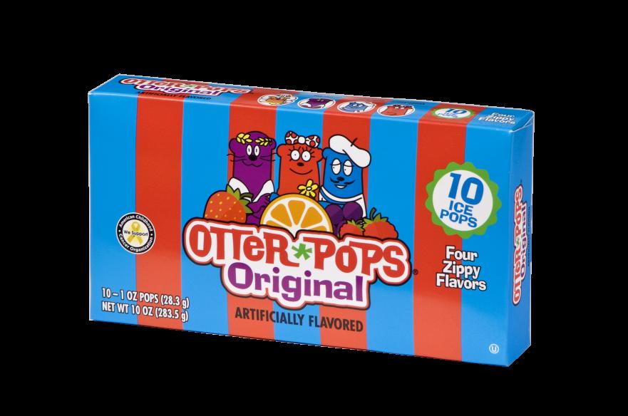 10 ct/1 oz – Original Ice Pops