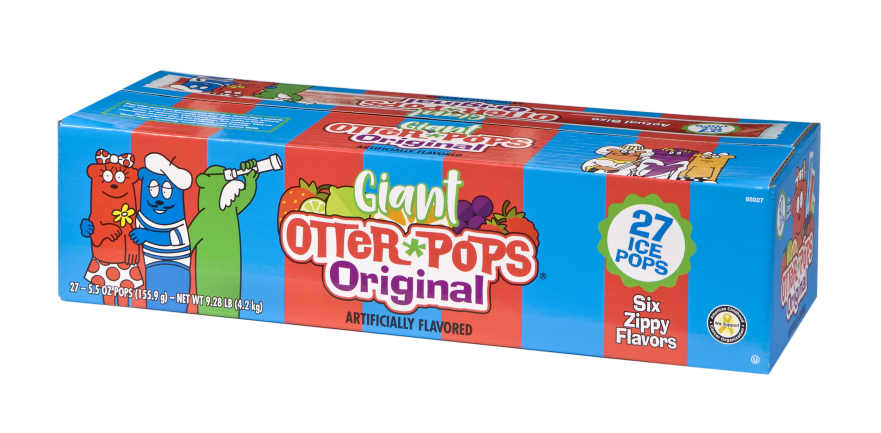 27 ct/5.5 oz – Original Giant Ice Pops