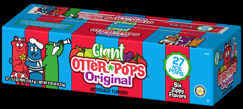 27 ct/5.5 oz – Original Giant Ice Pops