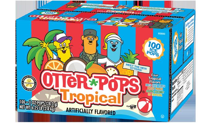 100 ct/1 oz – Tropical Ice Pops