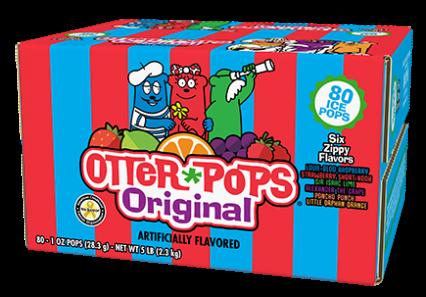 80 ct/1 oz – Original Ice Pops