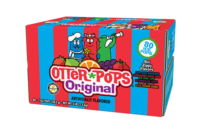 80 ct/1 oz – Original Ice Pops