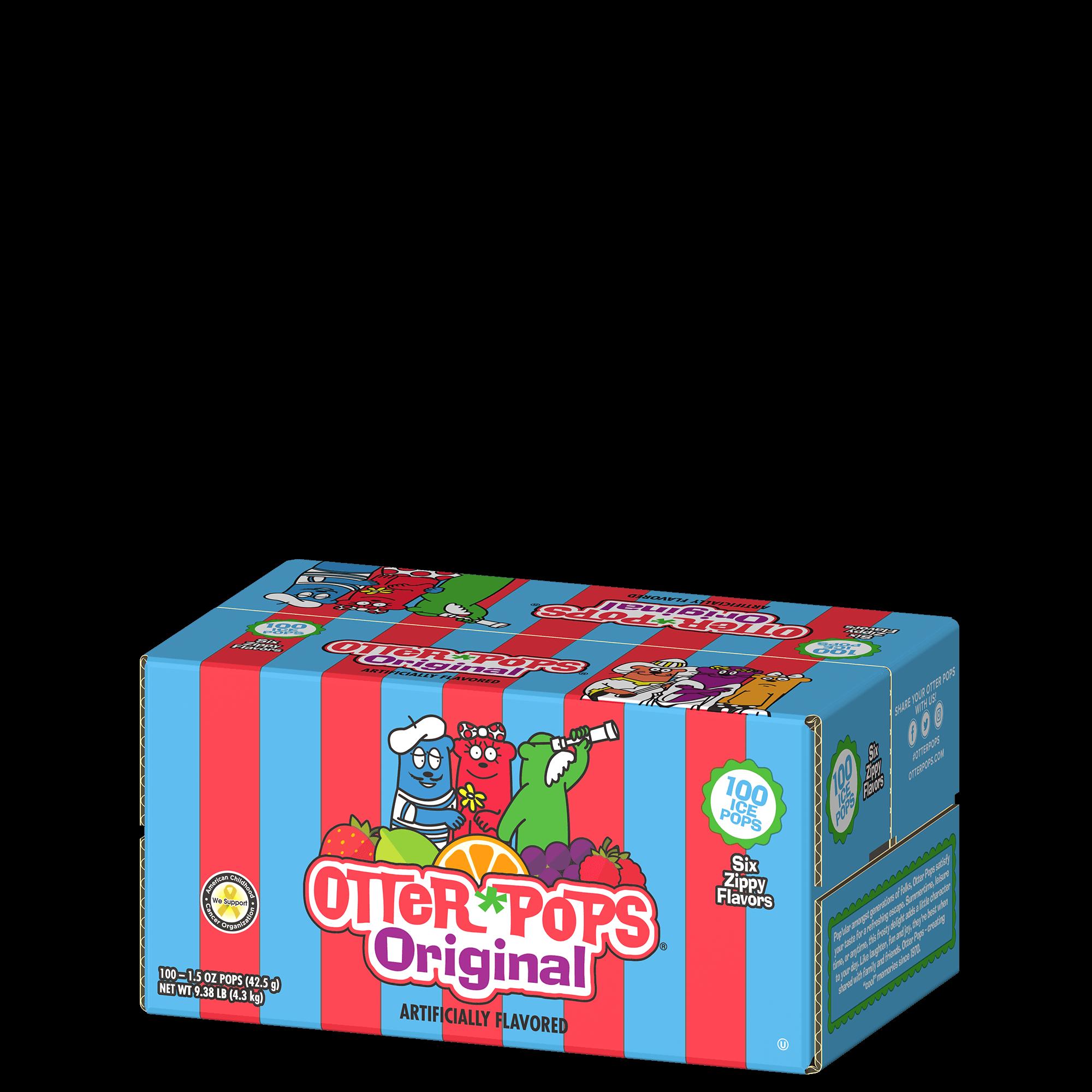 100 ct/1.5 oz – Original Ice Pops